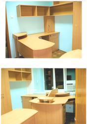 Корпусная мебель для офисов